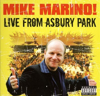 Mike Marino CD – Live from Asbury Park