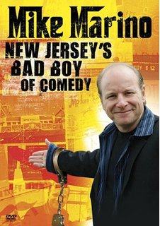 Mike Marino DVD – New Jersey's Bad Boy of Comedy